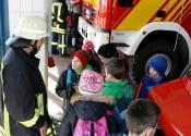 Fragen an den Feuerwehrmann